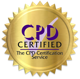 CPD Certified CPD Star