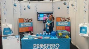 After: The Completed Prospero Teaching SEN Stand