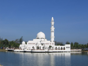 Floating-Rehma-Mosque-of-Jeddah